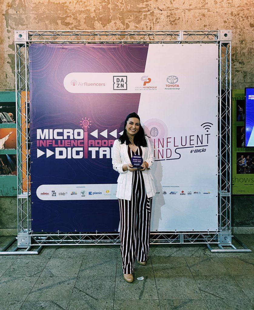 premio de microinfluenciadores digitais 2019