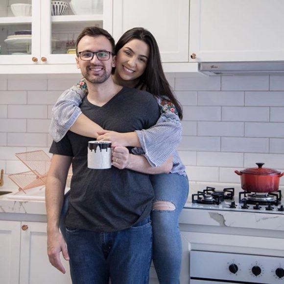 Cozinha de apartamento: veja nosso antes e depois